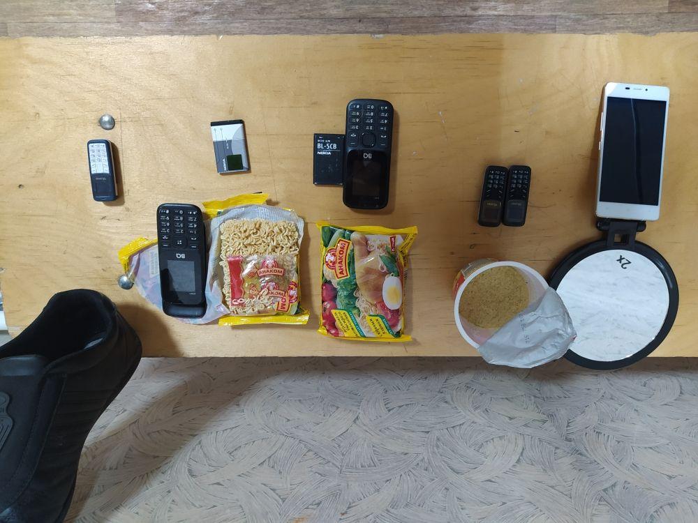 Спрятанные в «Анакоме» телефоны пытались передать в один из СИЗО Ставропольского края