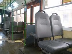 Из-за оборванной фурой контактной сети встали троллейбусы