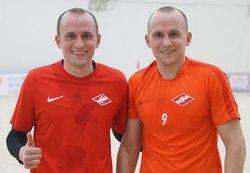За 'Дельту' будут выступать футболисты-близнецы