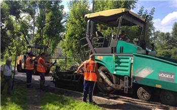 «Все ямы будут иметь годовую гарантию»: в Красноярске залатали самые неровные городские улицы