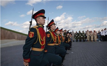 Команда из Красноярска стала лучшей на всероссийском слете движения «Пост № 1»