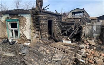 В Хакасии пожилая пара сгорела в частном доме из-за непотушенного мангала