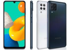 Старт продаж Samsung Galaxy M32 в России