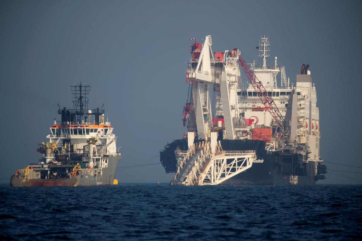 Польша лишила своего флага корабли за участие в проекте 'Северный поток-2'