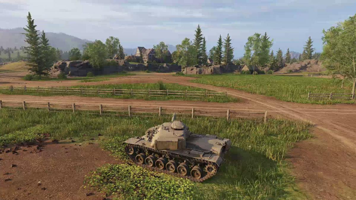 World of Tanks появилась на PS5 и Xbox Series X