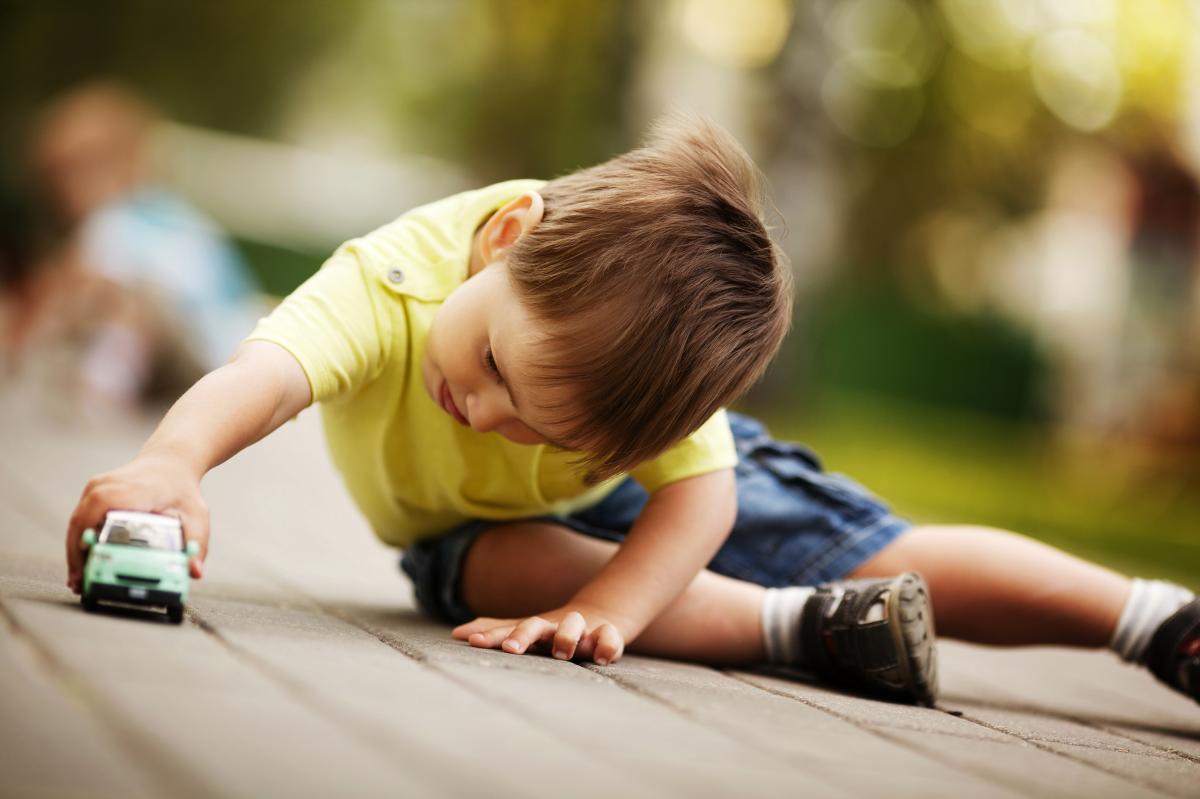 Ученые установили, что городским детям лучше жить рядом с парками