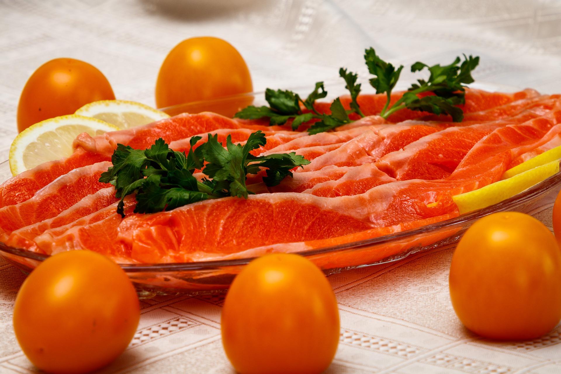 Быстрый способ засола красной рыбы за сутки