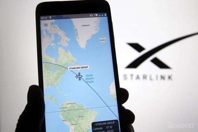 Starlink от SpaceX будет распространяться через Wi-Fi в самолетах