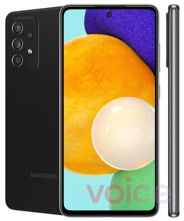 Смартфон Samsung Galaxy A52 5G на базе Snapdragon 750G представят в марте