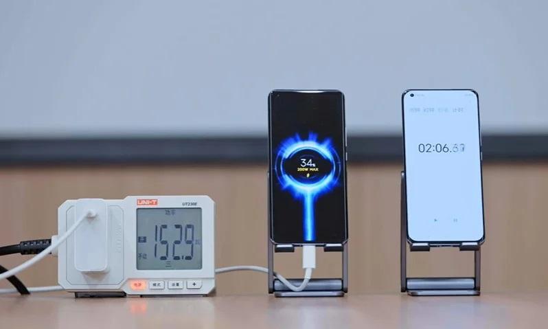 Xiaomi о фирменной 200-Вт зарядке для смартфонов: она безопасна и помогает сберечь аккумулятор