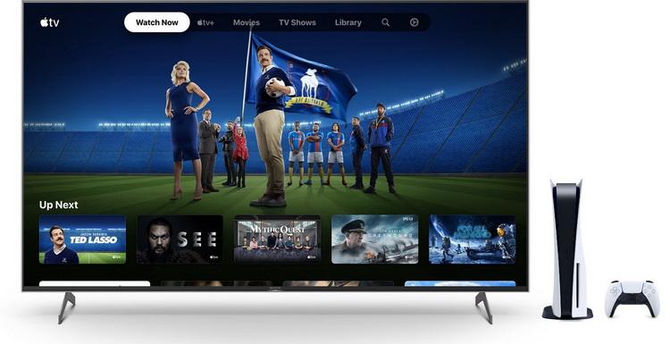 Пользователям PlayStation 5 подарят полгода бесплатной подписки на Apple TV+