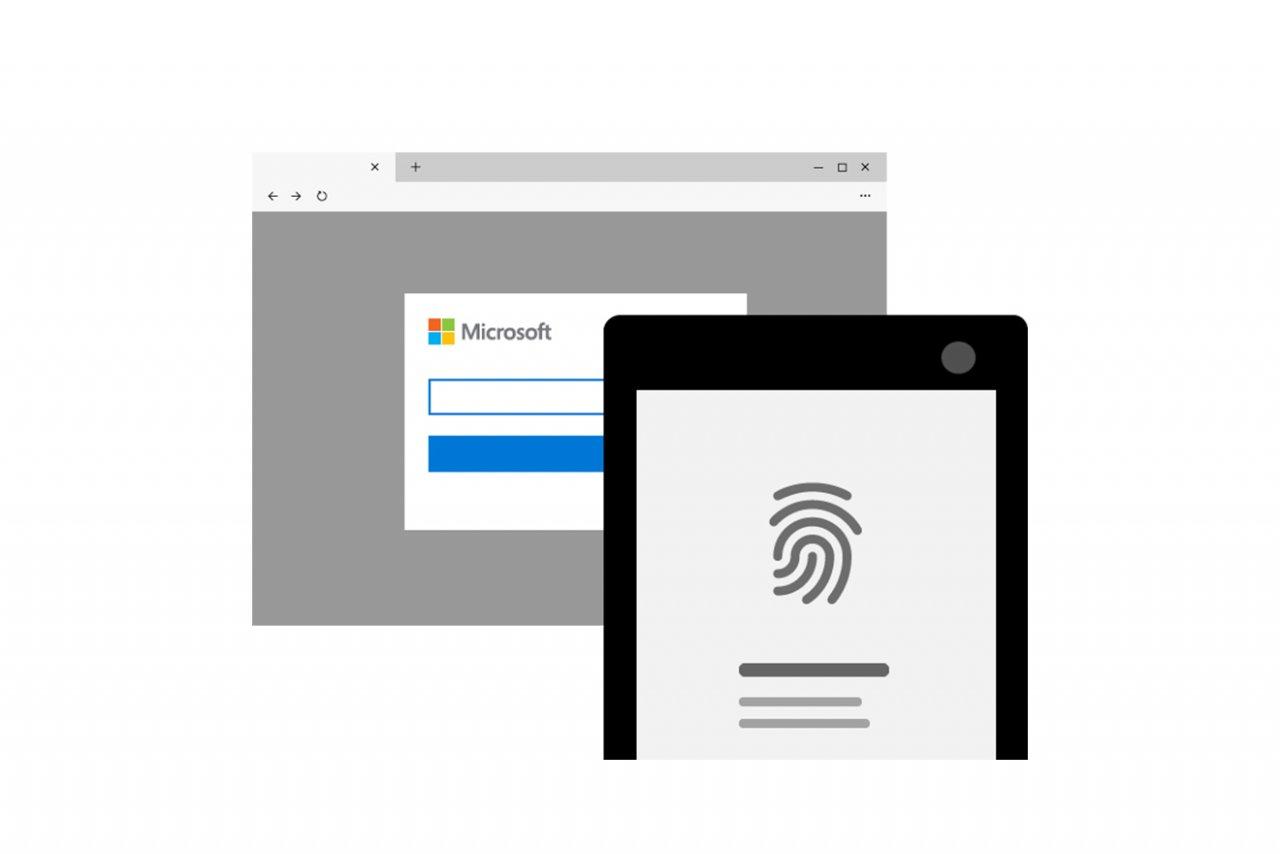 Учётные записи Microsoft теперь могут быть полностью лишены пароля