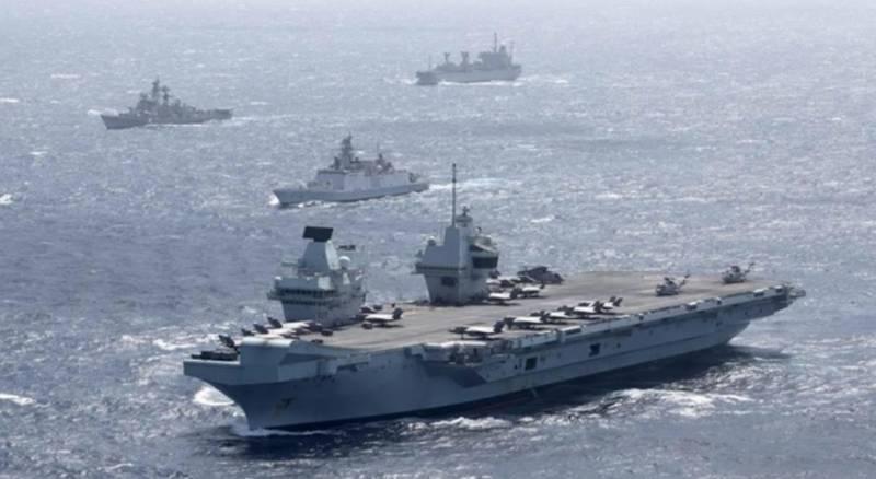 Военное командование Великобритании анонсирует «нетрадиционную» модернизацию флота