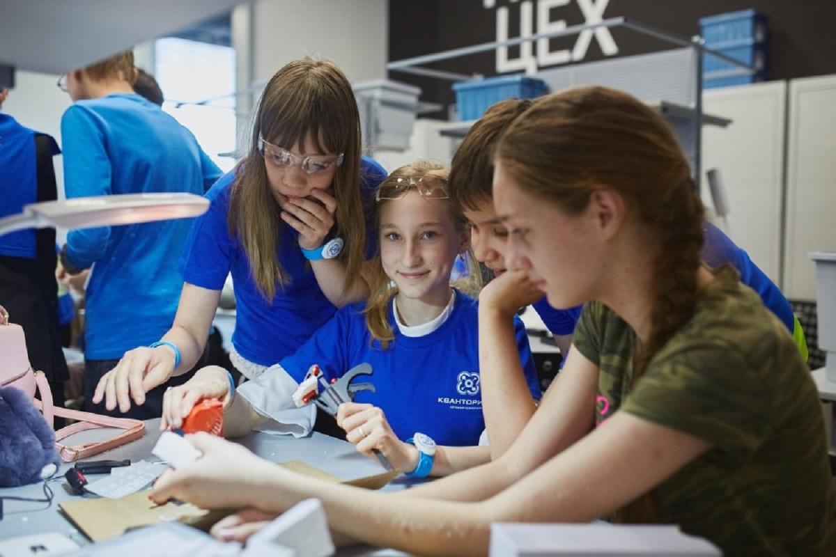 Школьников и студентов Тверской области приглашают на региональный этап всероссийского конкурса «Большие вызовы»