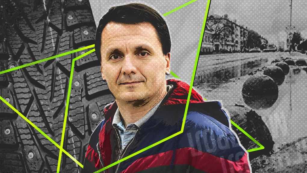 «За сезон – 12 000 КамАЗов пыли»: меценат Юрий Окунев о том, почему надо отказаться от шипованной резины