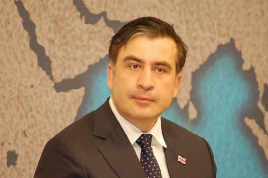 Саакашвили назвали позором нации и армии Грузии