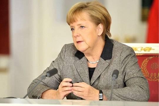 СМИ: Меркель лично поедет в Вашингтон для разрешения спора по «Северному потоку-2»