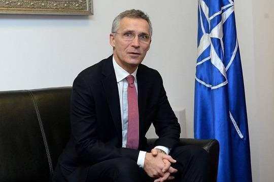 Столтенберг подтвердил готовность НАТО к сотрудничеству с Россией