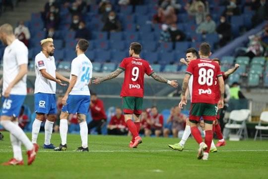 Стали известны все четыре полуфиналиста Кубка России по футболу