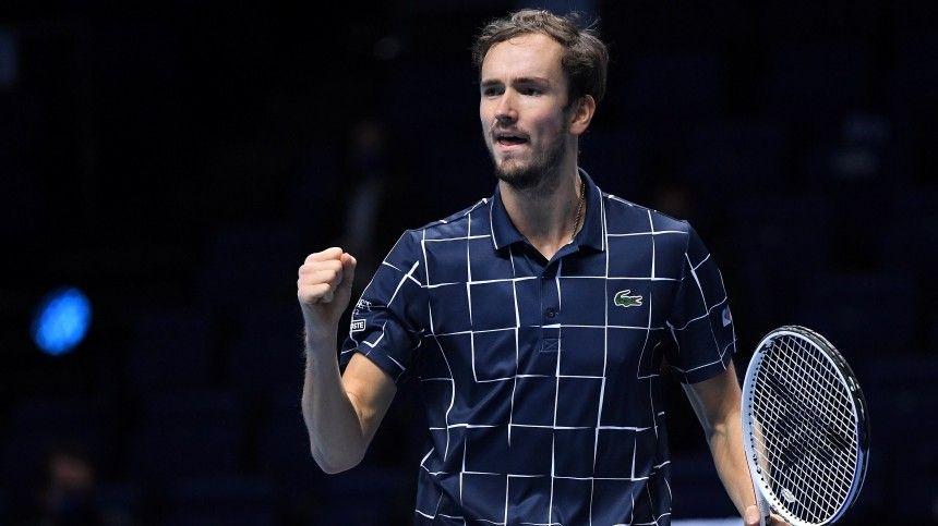 «Настоящее чудо»: Как победу теннисиста Медведева на турнире АТР оценили коллеги