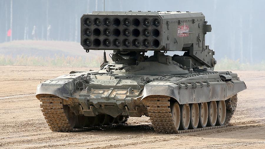 Россия будет продавать военную технику в кредит