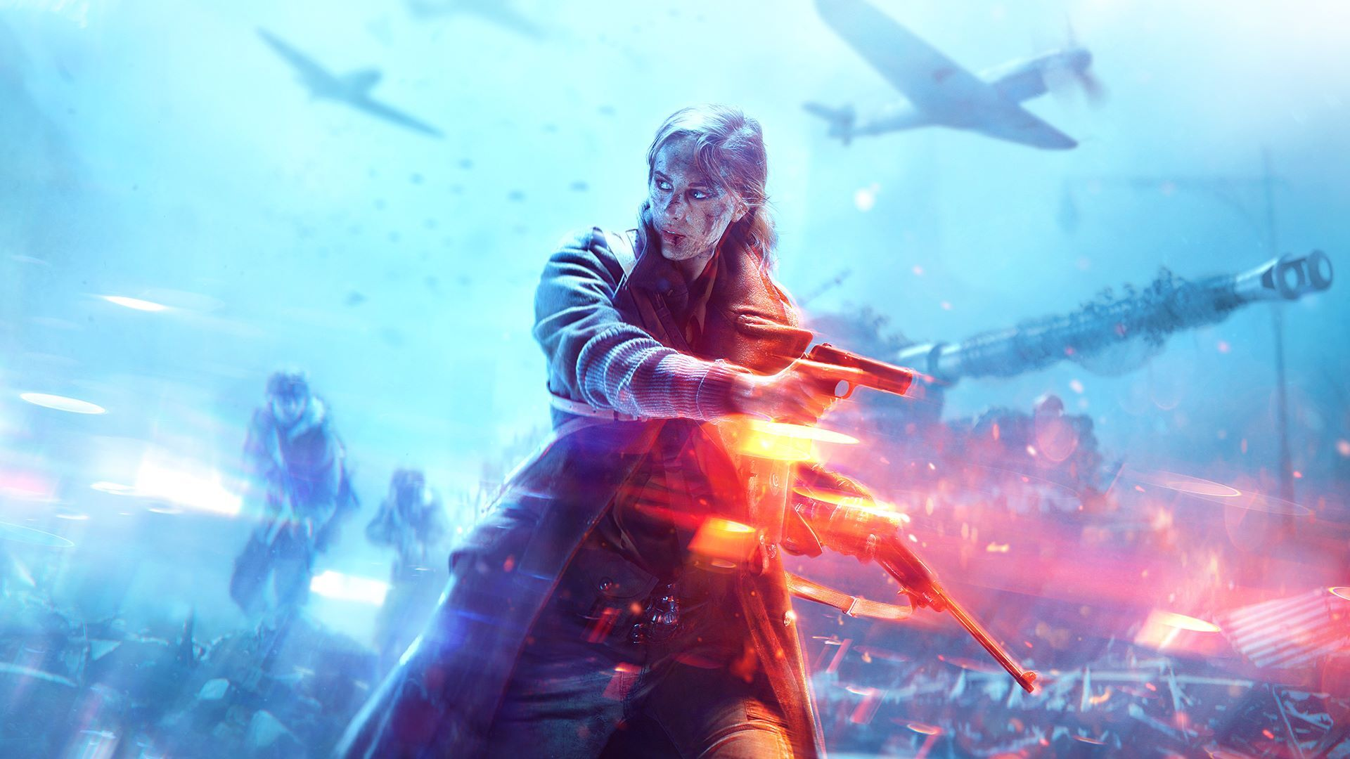 В августе Battlefield V раздадут бесплатно