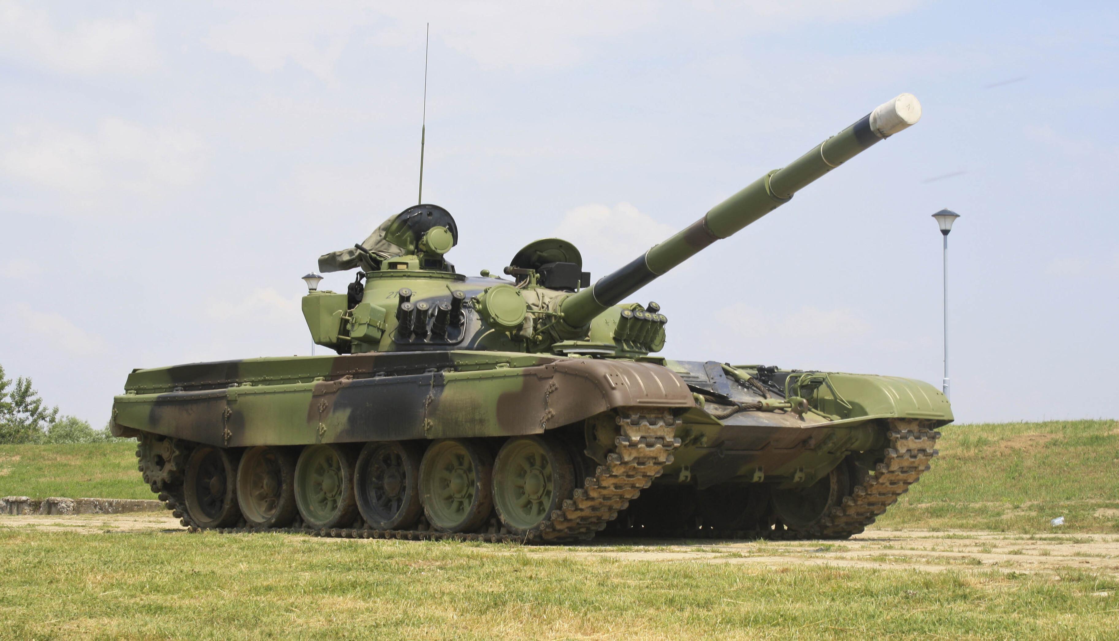 Танк М-84 с «советскими корнями» модернизировали