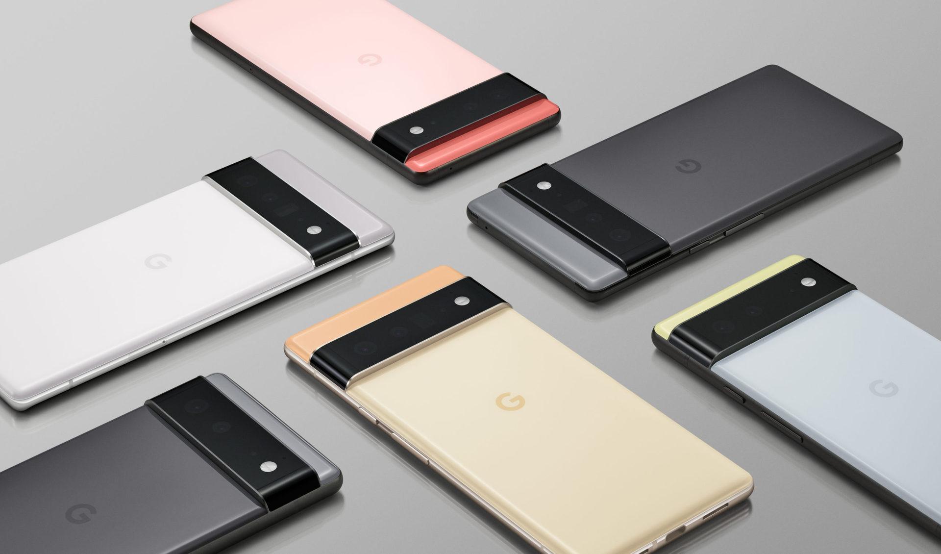 Опубликованы результаты первых тестов флагмана Google Pixel 6