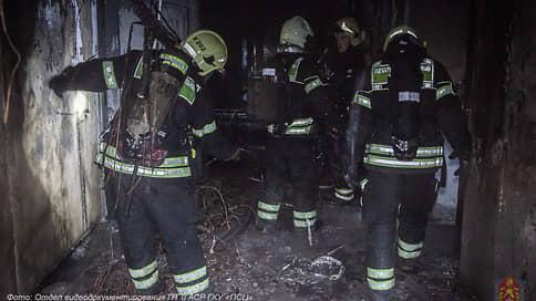 Александр Бастрыкин взял пожар под контроль // Столичный главк СКР сообщил о расследовании ЧП в московском отеле