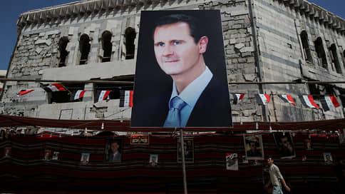 В Сирии определились с кандидатами на пост президента // Конкуренцию Башару Асаду составят бывший министр и оппозиционер