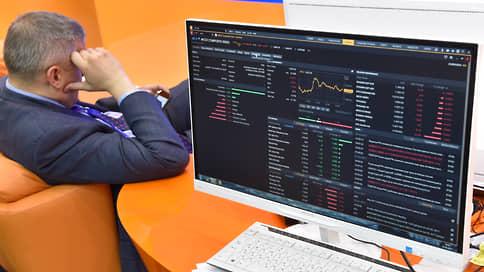 Граждане зачастили на биржу // Новые клиенты открывают пробные брокерские счета