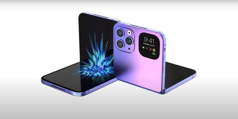 Apple представит два складных iPhone в формфакторе Galaxy Z Fold и Galaxy Z Flip