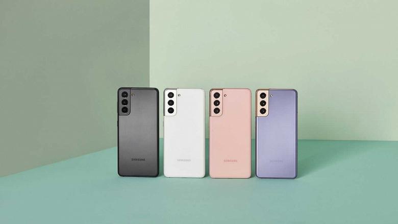 Samsung переводит Samsung Galaxy S21 FE со Snapdragon на Exynos