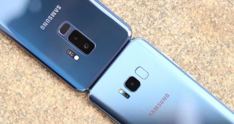 Samsung неожиданно обновила четырёхлетние флагманы Galaxy S8 и Galaxy S8+