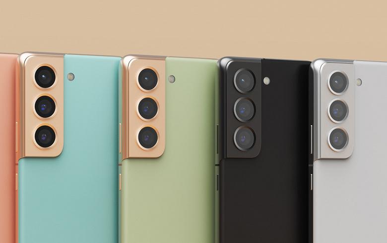 Samsung Galaxy S22 получит сильно уменьшенный аккумулятор по сравнению с Galaxy S21