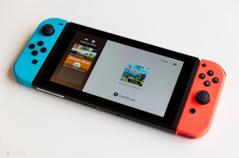 Подешевела в Европе, но не в США и России. Nintendo Switch не станет дешевле за пределами европейских стран