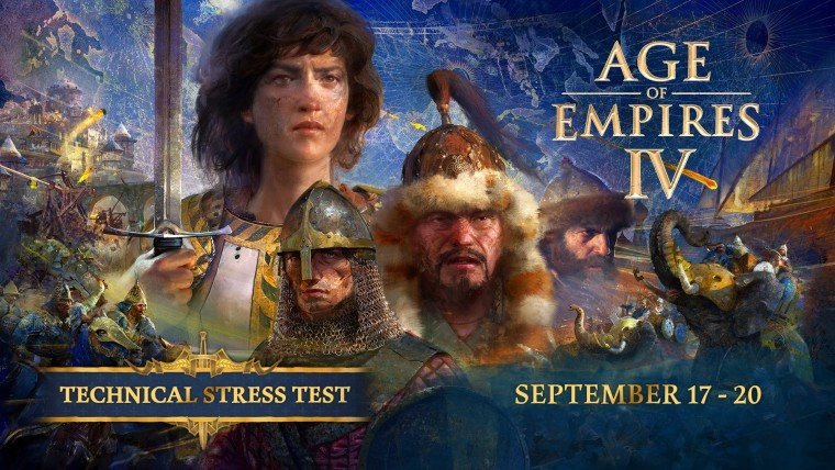 Открытый бета-тест Age of Empires IV стартует на этой неделе