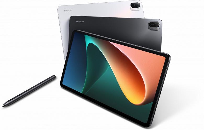 Представлен планшет Xiaomi Pad 5 с зарядным устройством в комплекте. Объявлены европейские цены