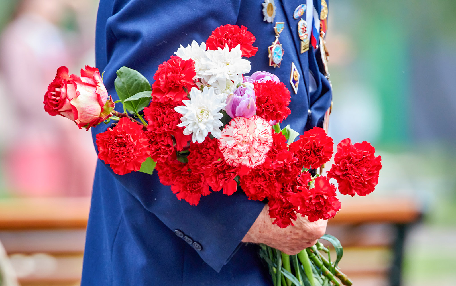 В Москве проходит акция «Поздравь ветерана»
