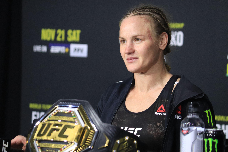 Чемпионка UFC Шевченко хочет провести третий бой с Нуньес