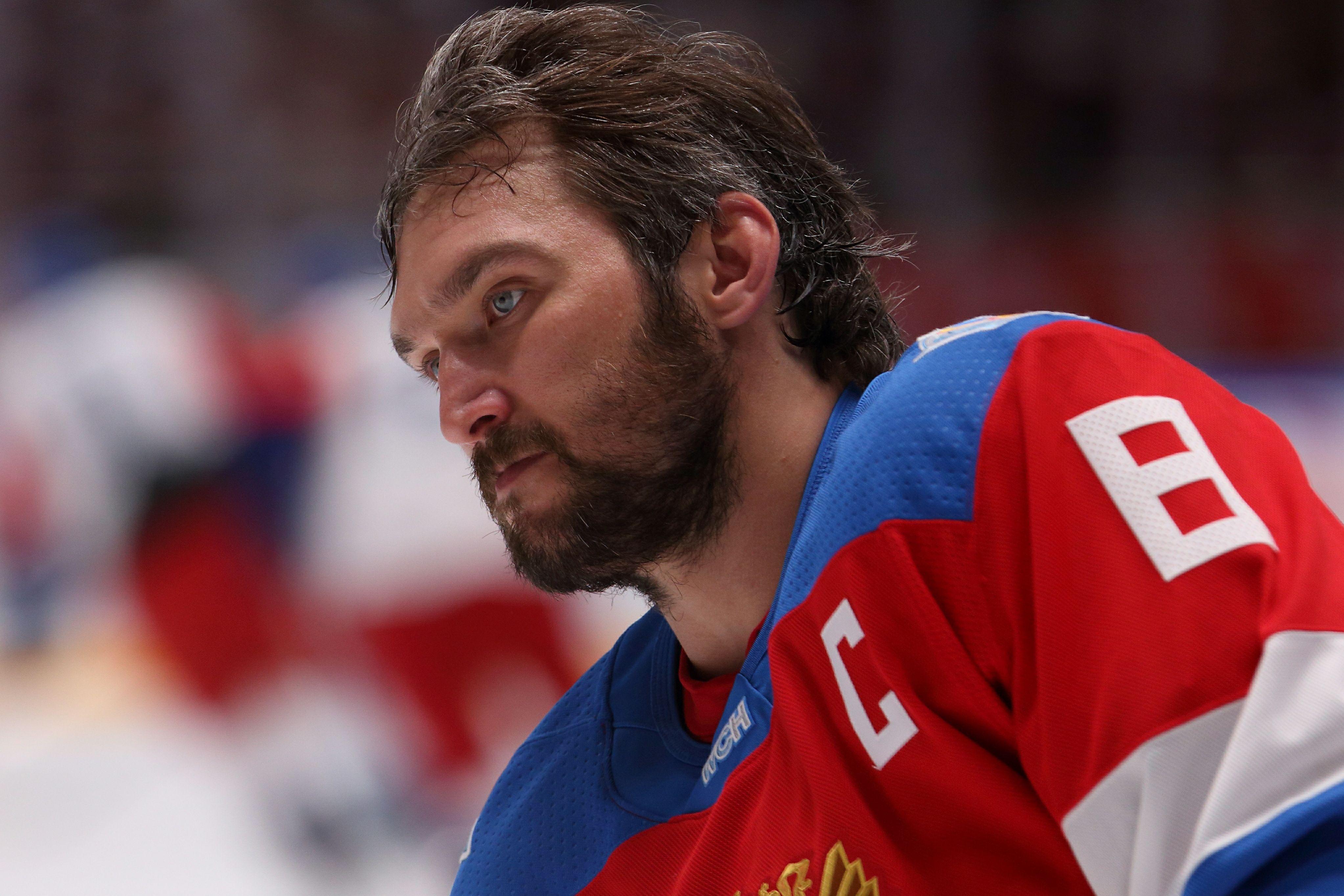 Овечкин забил 724-й гол в карьере в НХЛ