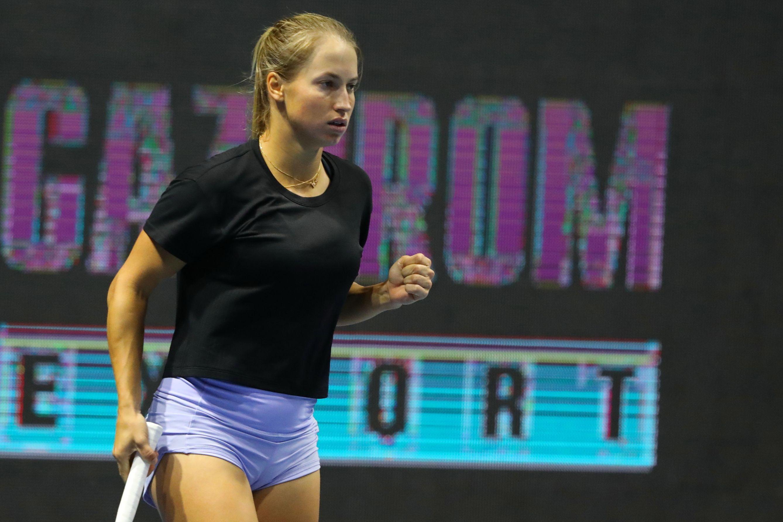 Путинцева — о выходе в 1/4 финала турнира в Чарльстоне: 'Не чувствую, что заслужила это'