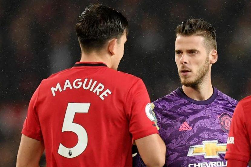 Де Хеа может перейти из 'Манчестер Юнайтед' в 'Реал'