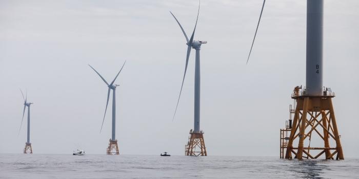 Правительство США планирует создание ветряных ...