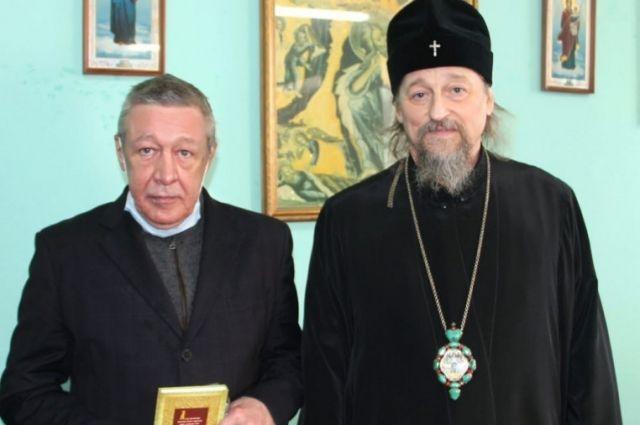 Появились первые фотографии Ефремова из белгородского СИЗО