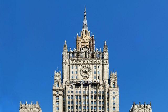 В МИД ответили на заявления из статьи Пашиняна о карабахском конфликте