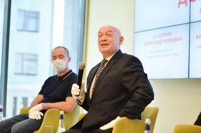 Румянцев: консультанты-геронтологи улучшат обслуживание пожилых пациентов