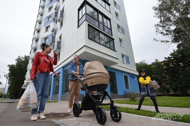 В Москве с начала программы реновации демонтировано 59 жилых домов
