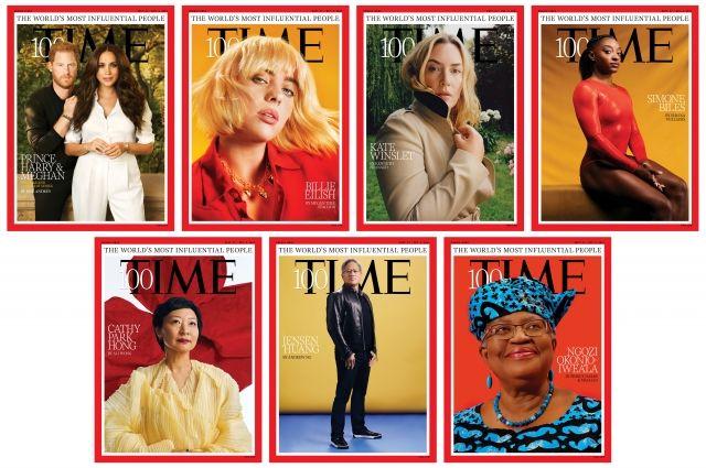 Журнал Time назвал топ-100 самых влиятельных людей мира
