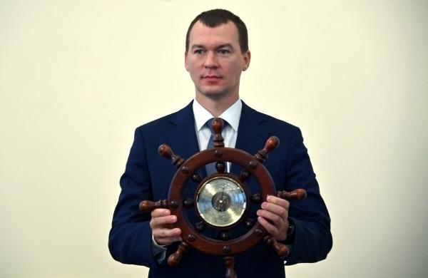 Врио губернатора Хабаровского края отказался от охраны за 33 млн рублей